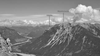 Mahdspitze und Schwarzhanskarspitze