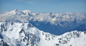 Gipfelblick vom Kaltenberg