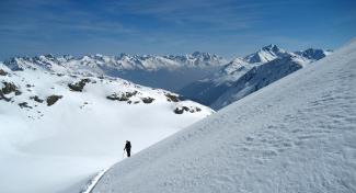Lechtaler Alpen und Hoher Riffler