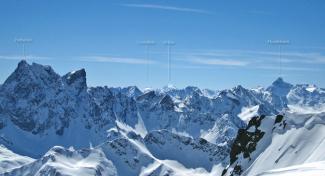 Gipfelblick vom Kaltenberg (Detail)