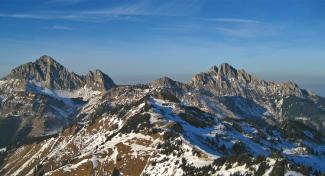 östliche Tannheimer Gipfel