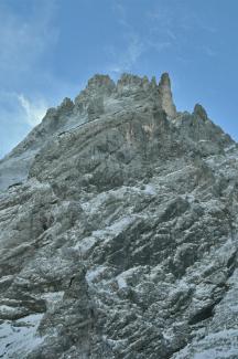 Köllenspitz-Nordwand