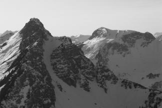 Litnis und Sulzspitze