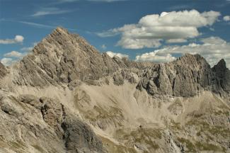 Marchspitze und Hermannskarspitze