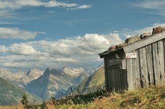 Oberlahmsspitze und Seekogel
