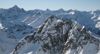 Rauhhorn im Winter