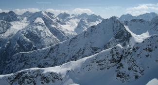 Gipfelblick vom Schafkarkopf