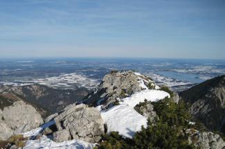 Gipfelblick von der Sefenspitze