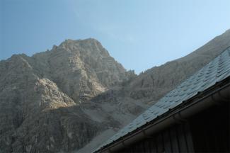 Urbeleskarspitze Nordwestflanke