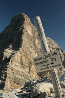 Urbeleskarspitze Westkante