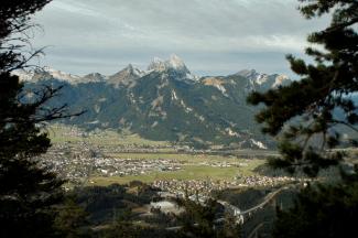 Reuttener Talkessel und Tannheimer Berge