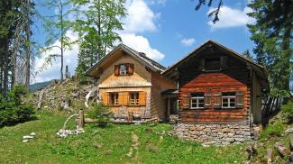 Hütten am Schwarzenberg