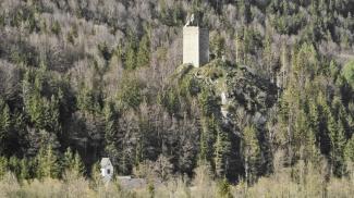 ruine vilsegg romanisch sankt anna kapelle