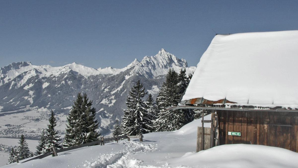 bei der Dürrenberg Alpe