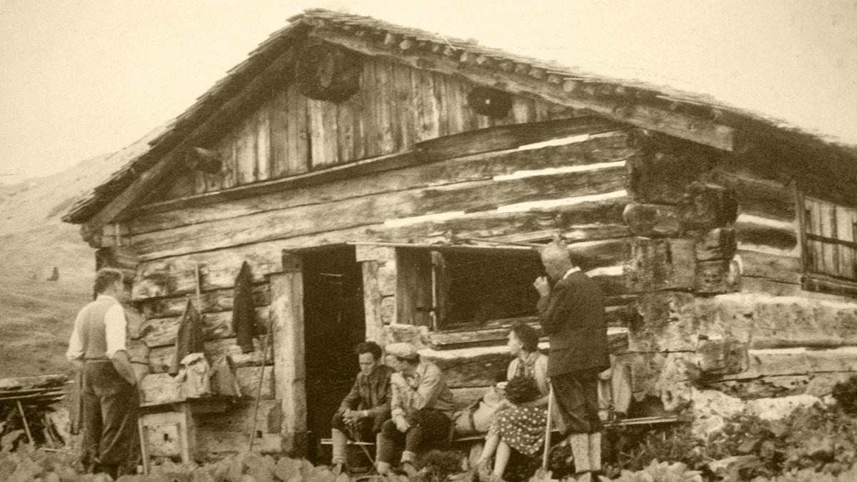 alte Reuttener Hütte