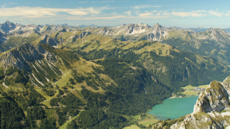 Allgäuer Gipfelmeer