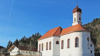 Ulrichskirche bei Pinswang