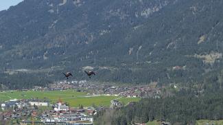 Sommeropening mit den Flying Bulls