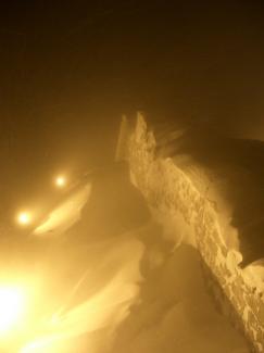 Nachts am Schlosskopf