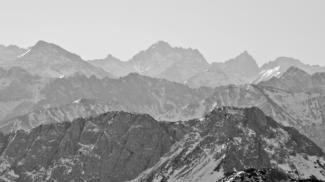 Hinter der Gaichtspitze