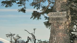 Schönkahler - Zöblen
