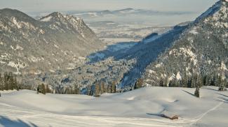Pfrontner Alpe und Engetal
