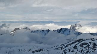 Widderstein im Nebelmeer