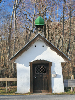 nepomukkapelle grän log 1729
