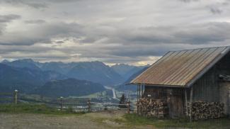 Dürrenberg Alpe