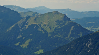 Krinnenspitz-Südostflanke