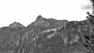 Scheinbergspitze und Hasentalkopf