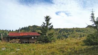 Hirschwanghütte und Feigenkopf