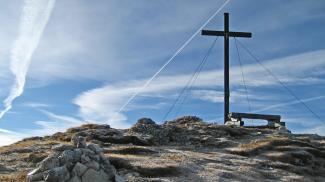 Köllenspitz-Gipfelkreuz