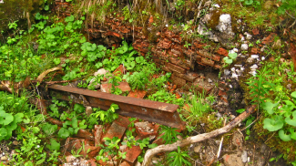 Ruine der Hundinghütte