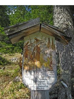 St. Mang und der Wald