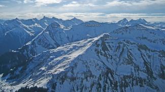 nordwestliche Lechtaler Alpen