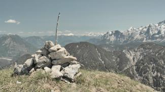Lichtbrenntjoch-Gipfel