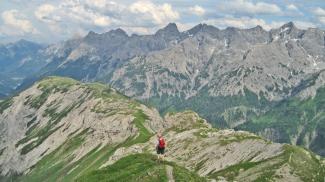 Kanzberg und Hornbachkette