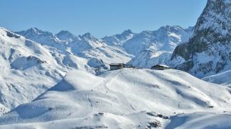Skigebiet Zürser See