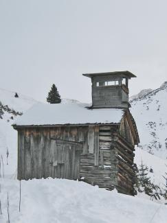 Spezialjagdhütte