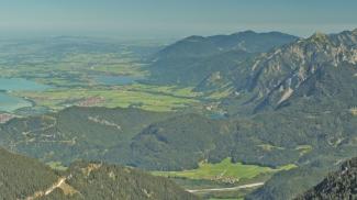 Schwarzen- und Kitzberg