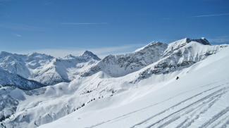 Gipfelblick Galtjoch