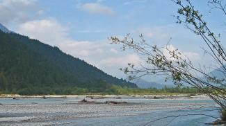 Wildfluss Lech