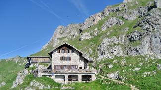 Bad-Kissinger-Hütte