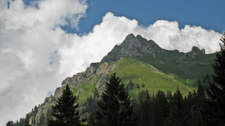 Aggenstein Südflanke
