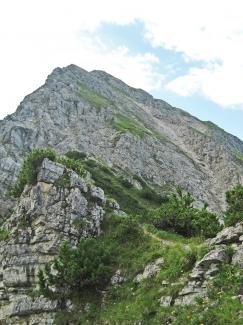 Rotspitze Nordgrat