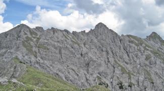 Pleisjochspitz-Südgrat