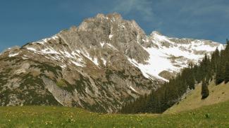 Wolfebnerspitze