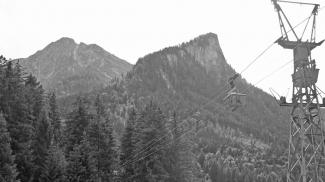 materialbahn zementwerk schretter kalksteinbruch alptal vils