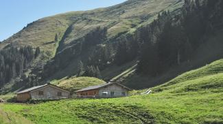 Hintere Einödsbergalpe